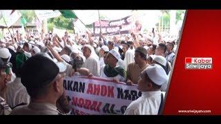 Ormas Islam SeSumsel Minta Proses Hukum Penistaan Agama Diselesaikan