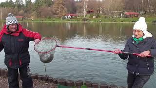 Рыбалка загородный клуб завидное