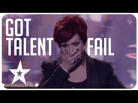 Epic Got Talent fails from around the world- MTW