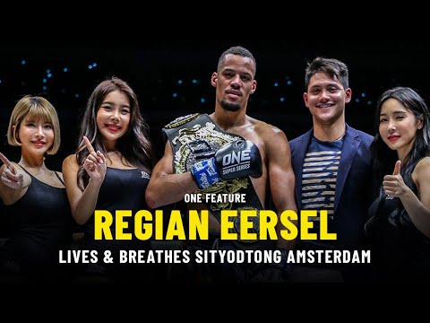 Regian Eersel Lives & Breathes Sityodtong Amsterdam   ONE Feature