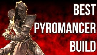 Best Pyromancer Build  - The Fire Lord - Skyrim Builds
