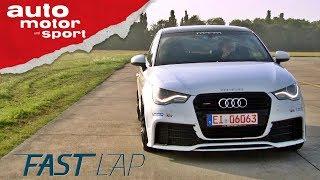 Audi A1 Quattro MTM: Der will es nochmal wissen!  - Fast Lap | auto motor und sport