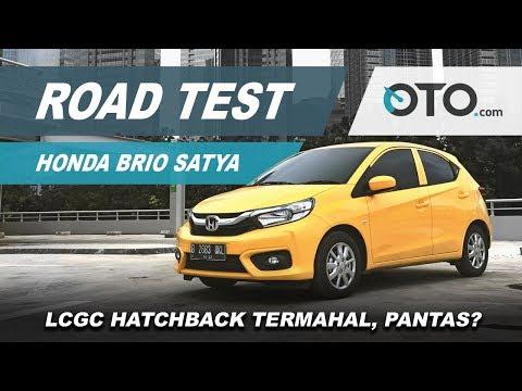 Honda Brio Satya | Road Test | LCGC Hatchback Termahal, Pantas? | OTO.com