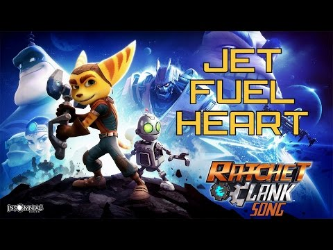 Ratchet And Clank Song Jet Fuel Heart By Miracle Of Sound