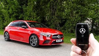 Dream Drives #2: Mercedes A35 AMG First Drive Review