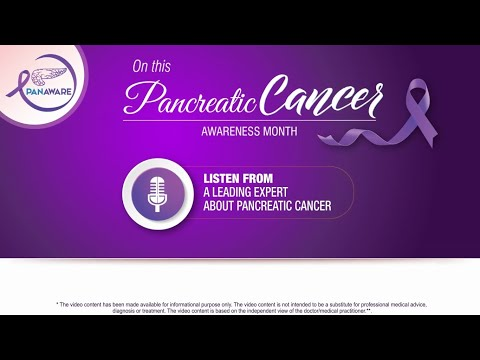 Know more about Pancreatic Cancer from Medical Oncologist | Dr. Rahul Kulkarni
