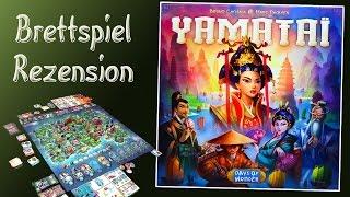 Yamatai Brettspiel Rezension - Days of Wonder / Asmodee
