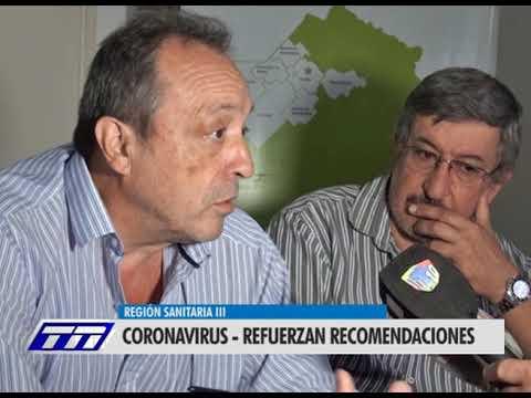 Coronavirus - Región Sanitaria III Junín