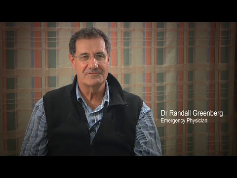 Video Dr Randall Greenberg  Emergency Physician - Rural Professional Benefits