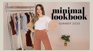 Chic Summer Lookbook & Outfit Inspo | How To Style Minimalistic, Casual & Feminine Outfits For 2020