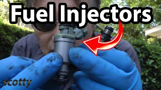 How to Replace Fuel Injectors in Your Car
