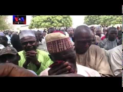 VOA Hausa  Chibok, Jihar Borno, Najeriya, Afrilu 23, 2014
