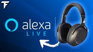 Ein Kopfhörer mit integrierter AMAZON ALEXA ⁉️ Sennheiser PXC 550ii Review