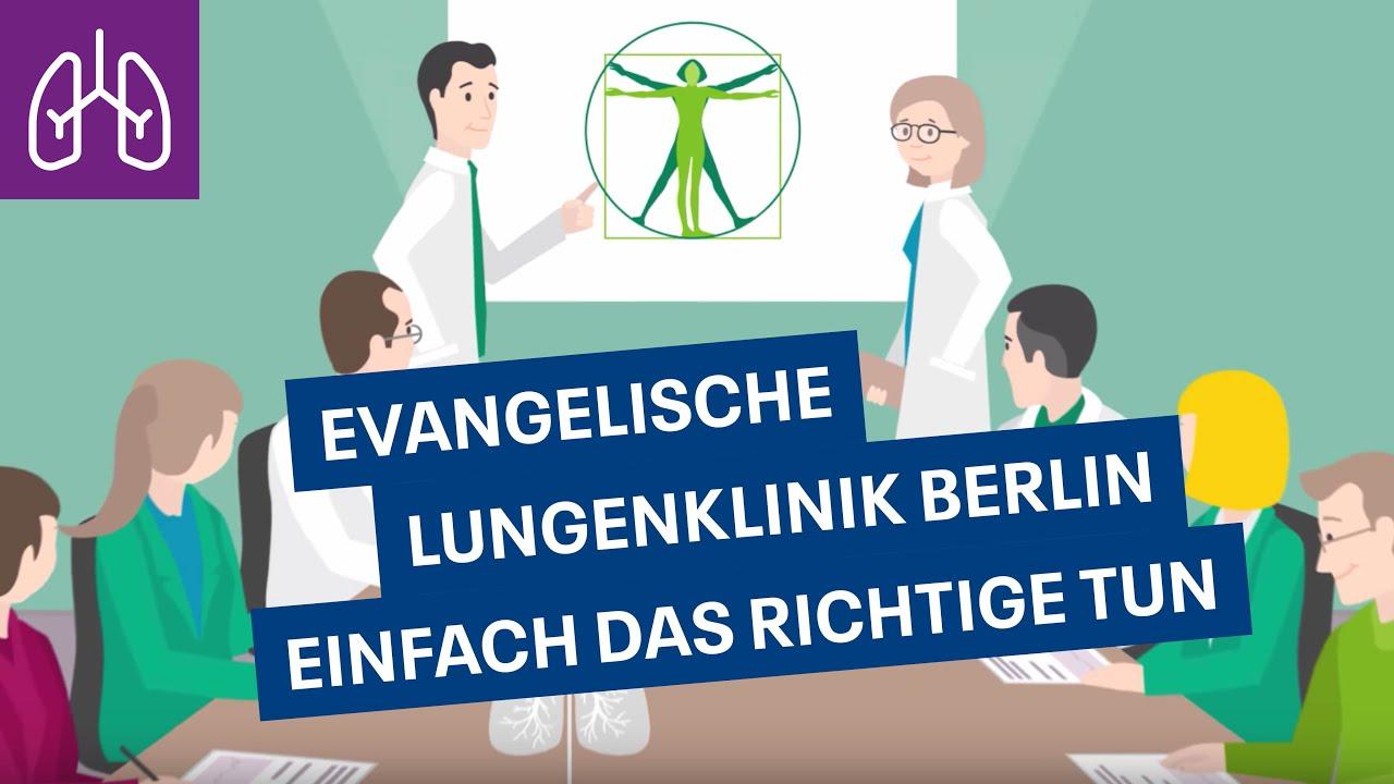 Евангелическая клиника заболеваний легких