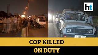 Delhi Police Traffic ACP killed in hit-and-run while on duty - Download this Video in MP3, M4A, WEBM, MP4, 3GP