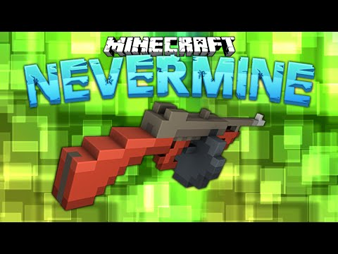 Minecraft Walkthrough - Mods ☆ THE FIREBORNE SWORD ☆ Nevermine Mod
