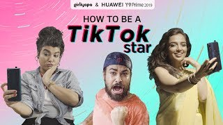 How To Be A TikTok Star feat. Ahsaas Channa, Jizzy & Bhavini Soni