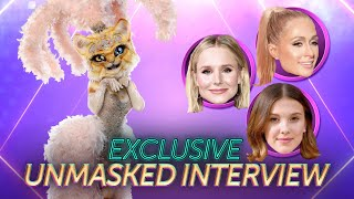Kitty's First Interview Without The Mask!   Season 3 Ep. 15   THE MASKED SINGER