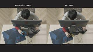BenQ ZOWIE XL2411K 게이밍 무결점_동영상_이미지