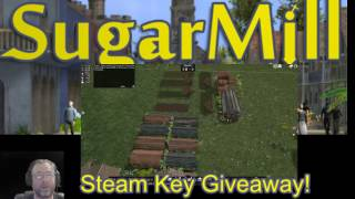 SugarMill PC Game Steam Key Giveaway