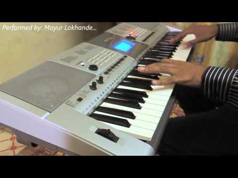 Saiyaara (Ek Tha Tiger) Piano Cover by Mayur Lokhande