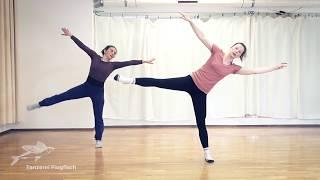 Zeitgenössischer Tanz A/M, Sequenz 01