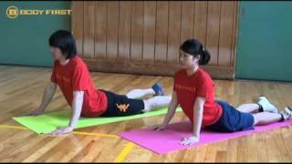【運動前後におすすめ】意外と知られていない腹筋のストレッチ