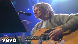 Nirvana - Where Did You Sleep Last Night (Live On MTV Unplugged Unedited)