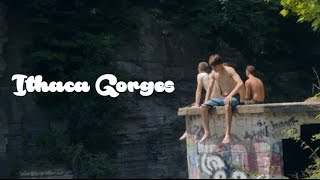 Ithaca Gorges 2015