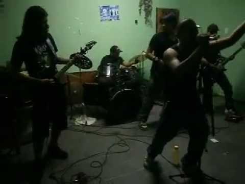 Anjos de Guerra - Olhos dos Cegos (Live S.O.S. Rock 2)