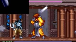 The Ninja Warriors (SNES) - Final Stage