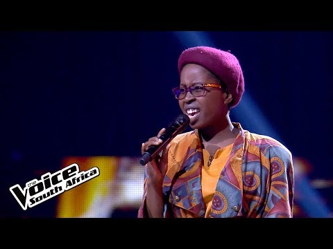 Katlego Makgotlwe – 'Jailer' | Blind Audition | The Voice SA: Season 3 | M-Net