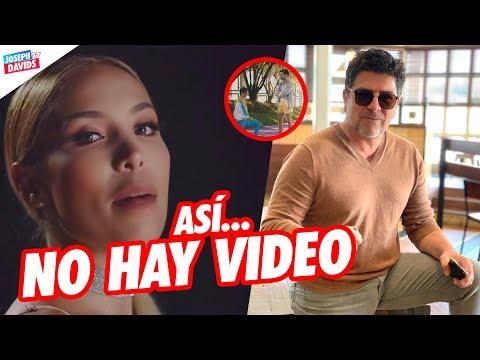 Furioso: Asi esta el padre de Fabio Legarda con Luisa Fernanda W por el Video de Me Sigues Queriendo