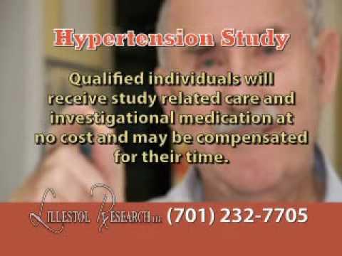 Une série dexercices pour lhypertension