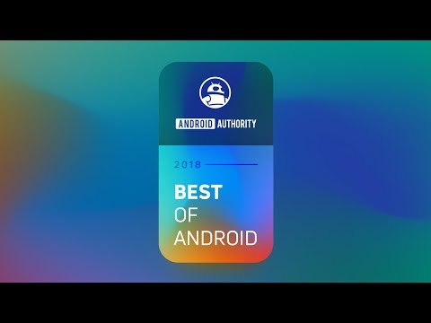The best Android smartphone of 2018 is...!