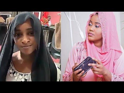 Download Ana Wata Ga Wata! Hadiza Gabon Ta Faffallawa Amina Amal Mari Kan Sharrin Lesbian Da Tai Mata HD Mp4 3GP Video and MP3