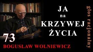 Bogusław Wolniewicz 73 JA na KRZYWEJ ŻYCIA Warszawa 12.03.2016
