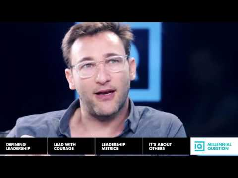 Simon Sinek on Millennials