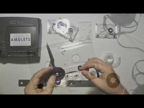 HOW TO MAKE A CASSETTE TAPE LOOP (DIY 5 SECOND LOOP)