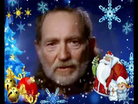 "Willie Nelson - ""Please Come Home For Christmas"""