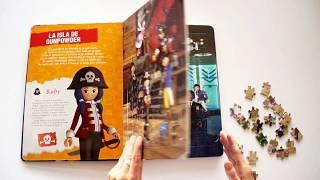 Super 4 - Gran libro de puzles | Kholo.pk