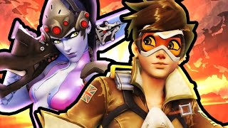10 Absolute BEST Overwatch Characters