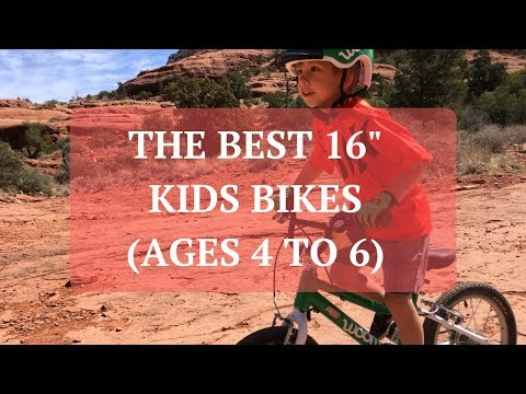 5 Best Bikes for Your 4 to 6 Year Old (16 Inch Bikes) - Rascal ...