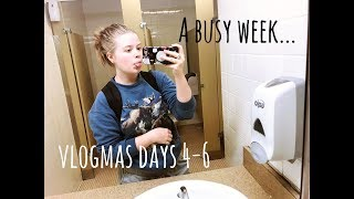 Vlogmas Days 4-6 | Alyssa Michelle - Video Youtube