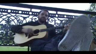 Frightened Rabbit - Backwards Walk - Bandstand Busking Acoustic Session