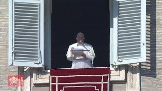 Papa Francesco - Angelus 2020-01-12