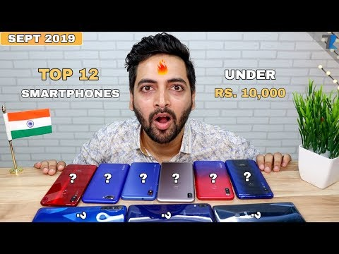 Best Smartphones To Buy Under Rs.10,000 In India [SEPT 2019]