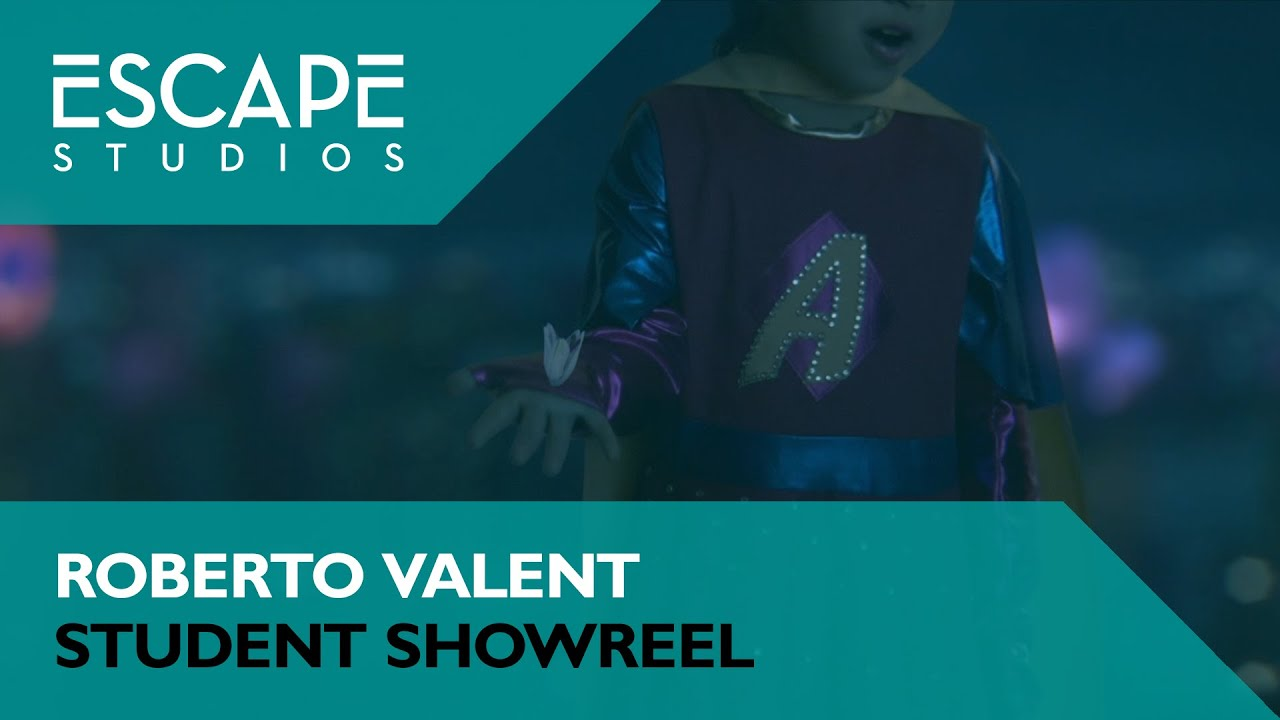 Escapee Showreels: Roberto Valent