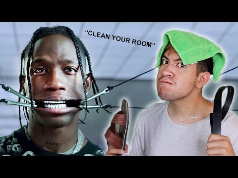 Highest In The Room - Travis Scott (Mom Parody)