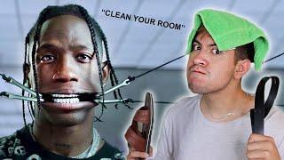 Highest In The Room - Travis Scott (Mom Parody)